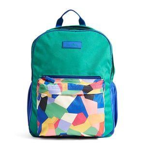 Vera Bradley Pop Art Large Backpack